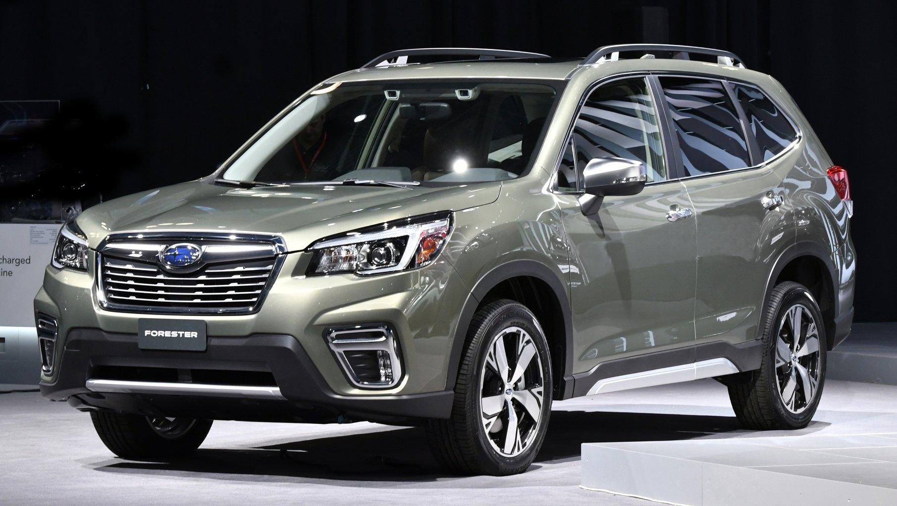 Bảng giá Subaru Forester 2020: Giá lăn bánh mới nhất tại Việt Nam