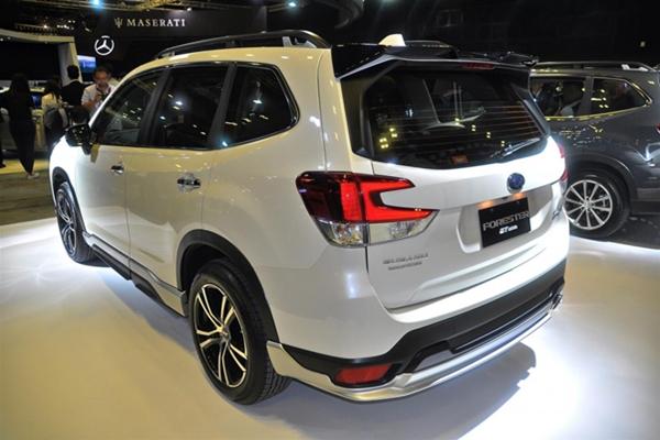 Bộ phụ kiện Subaru Forester 2020 GT - Nâng cấp mạnh mẽ, nam tính hơn