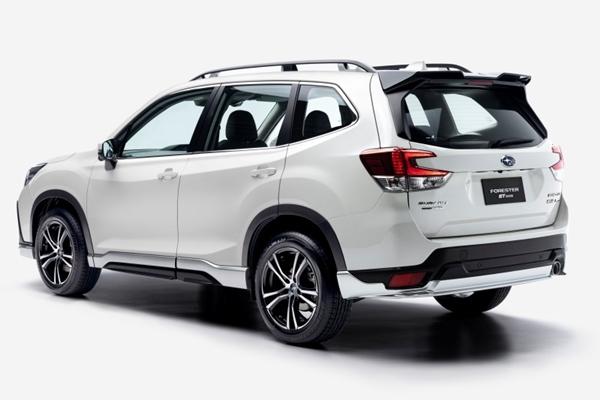 Chương trình ưu đãi - khuyến mãi Subaru Forester tháng 4/2020