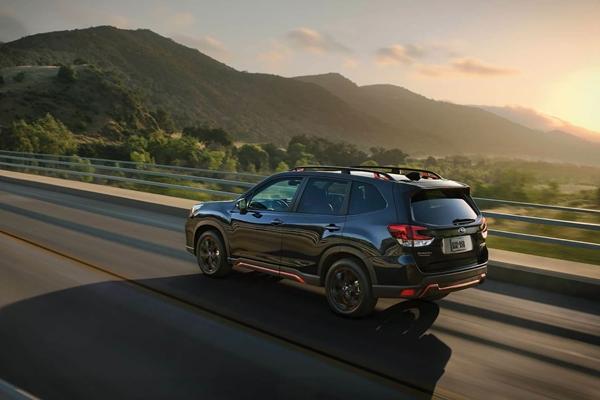 Thông số kỹ thuật Subaru Forester 2020 - Ưu, nhược khi chạy ở Việt Nam