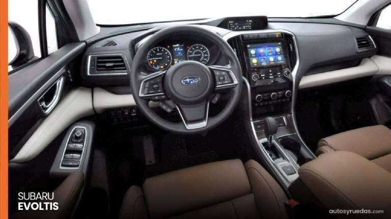 Subaru 7 chỗ