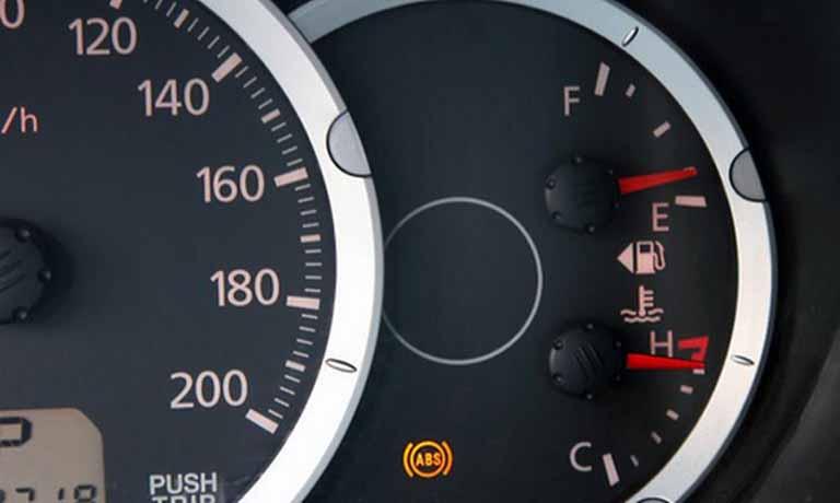 đồng hồ báo nhiệt độ xe ô tô